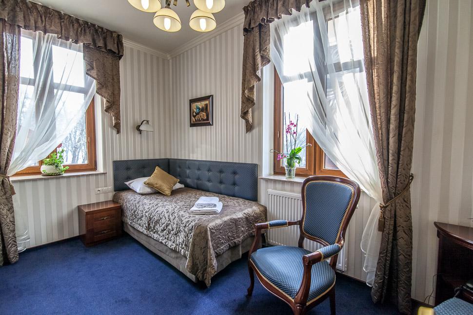 pokój 1 osobowy rzeszów hotel fryderyk 1