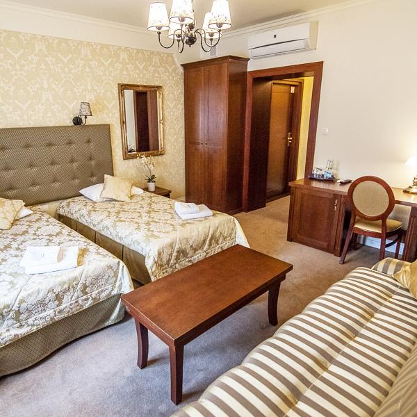 Apartament Comfort (2 osobowy z możliwością dostawki)