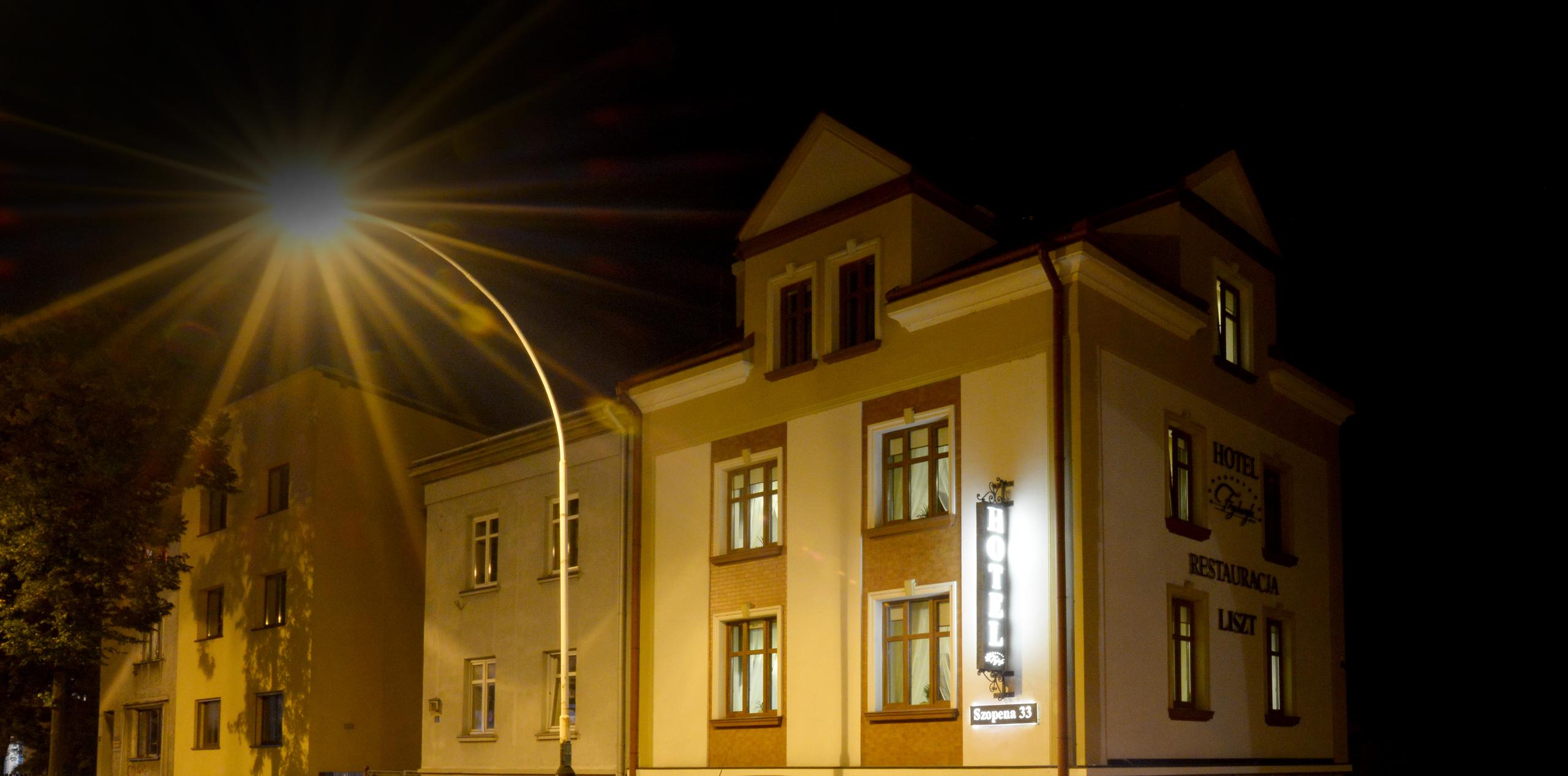 Hotel Fryderyk Rzeszów Noclegi slider2