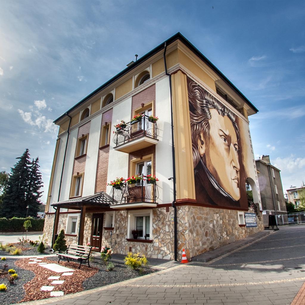 Hotel Fryderyk noclegi rzeszów